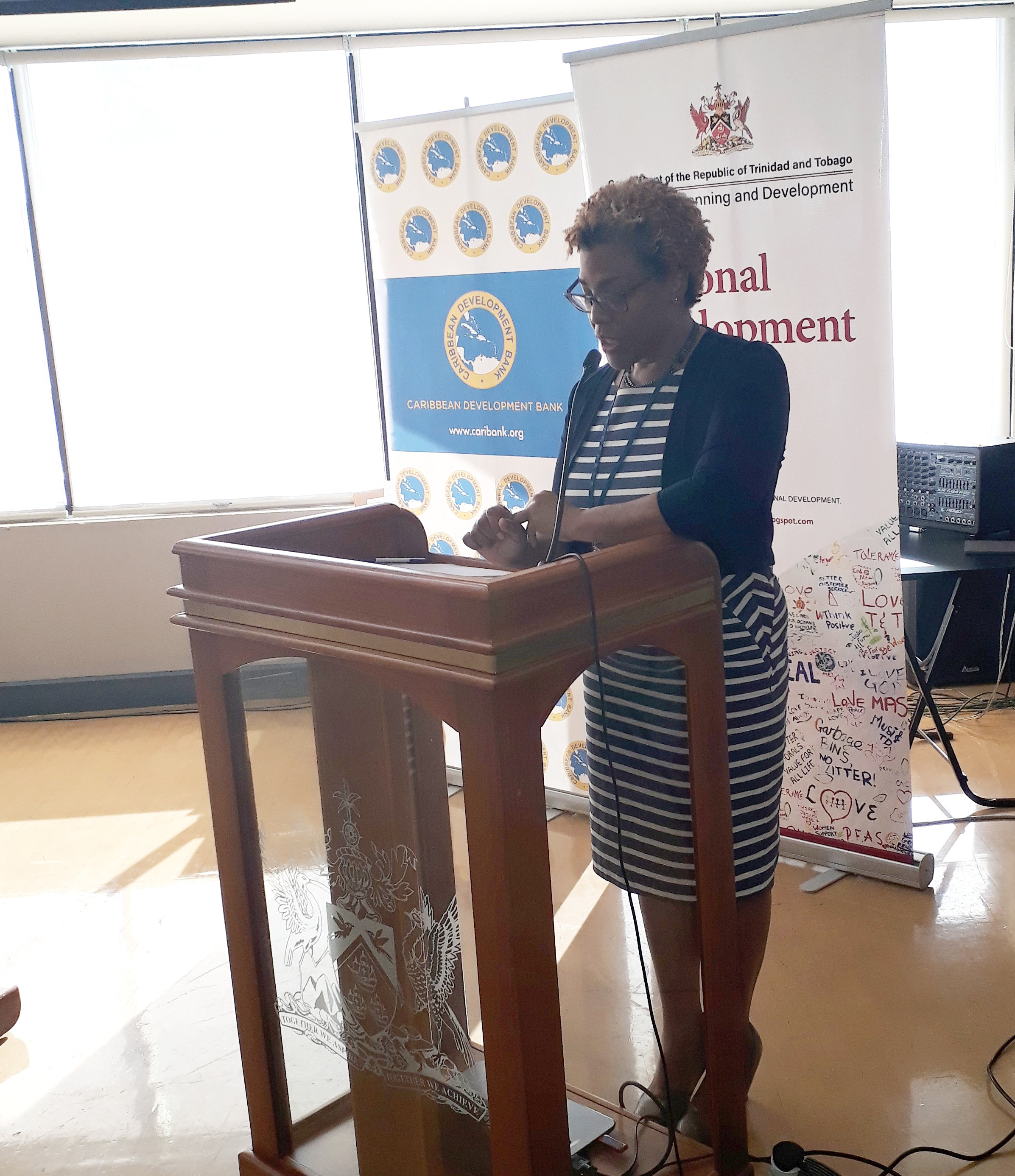 A more efficient public service sector is part of Trinidad and Tobago's Vision 2030, and PPAM/PCM will help to achieve that says Marie Hinds, Deputy Permanent Secretary, Ministry of Planning and Development.