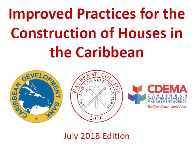 Cover of Caribbean construction manual