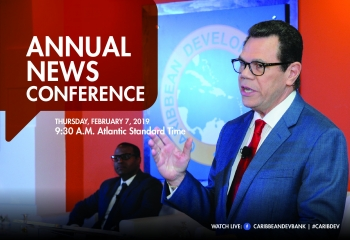 Announcement: 2019 Annual News Conference