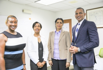 CDB, CARICOM seeking opportunities for greater collaboration