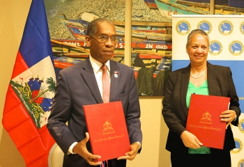CDB to establish first country office in Haiti this year