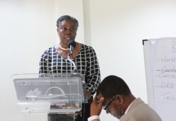 CDB assists UWI with shaping new disaster resilience graduate course
