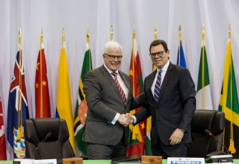 USD 110 million of new support for climate change mitigation, adaptation and resilience projects across the Caribbean as EIB and CDB sign new financing agreement