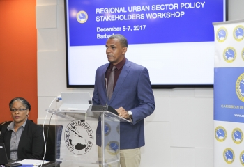 CDB's urban sector policy to assist with coordinated approach to planning