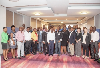 CDB hosts workshop to help Haiti deliver better results for MSMEs