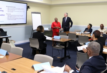 The Bahamas, with CDB support, eyes higher Doing Business ranking