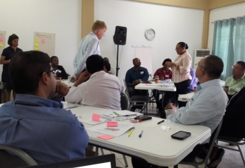 CDB training launches in Belize, supports Government with Development Strategy