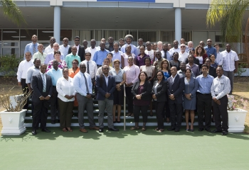 Boosting climate resilience in the Caribbean water sector through training