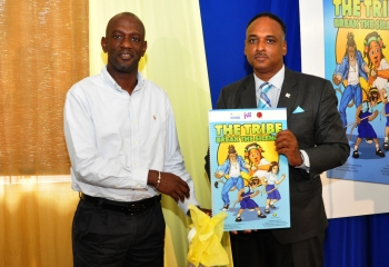 CDB invests in the fight against child sexual abuse in Jamaica