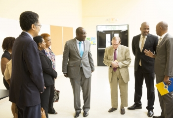 CDB-funded project positions Jamaican university to be region's premier tech institute