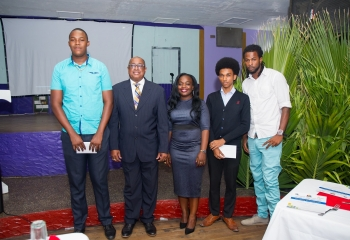 Bootcamp, Challenge for youth of Grenada end on high note
