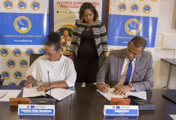 Caribbean Export and the Caribbean Development Bank Partner to Provide Greater Access to Finance for Women-Owned Businesses